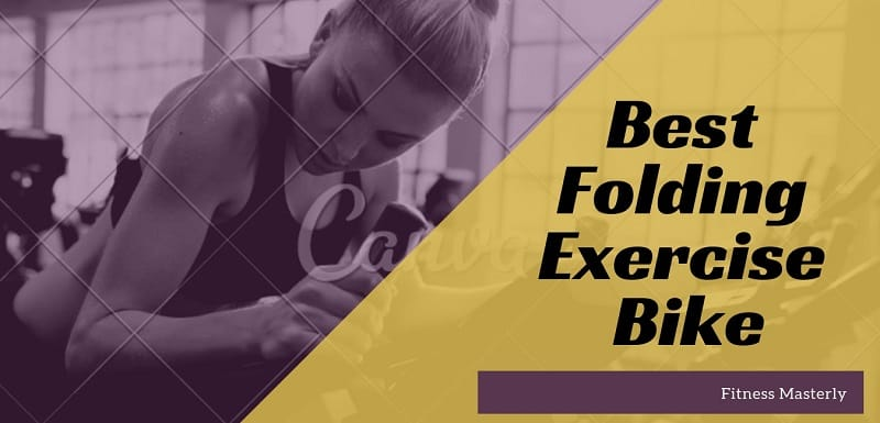 Best Folding Exercise Bike featured
