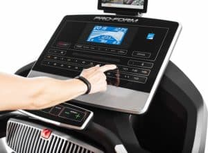 Proform pro 2000 treadmil display