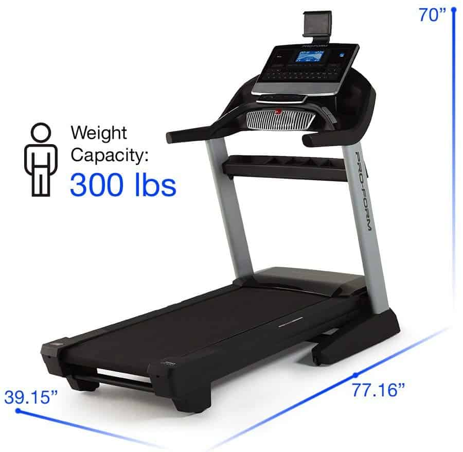 ProForm Pro 2000 Treadmill Review 2021