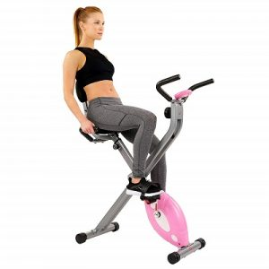Sunny Health & Fitness Folding Recumbent Bike review