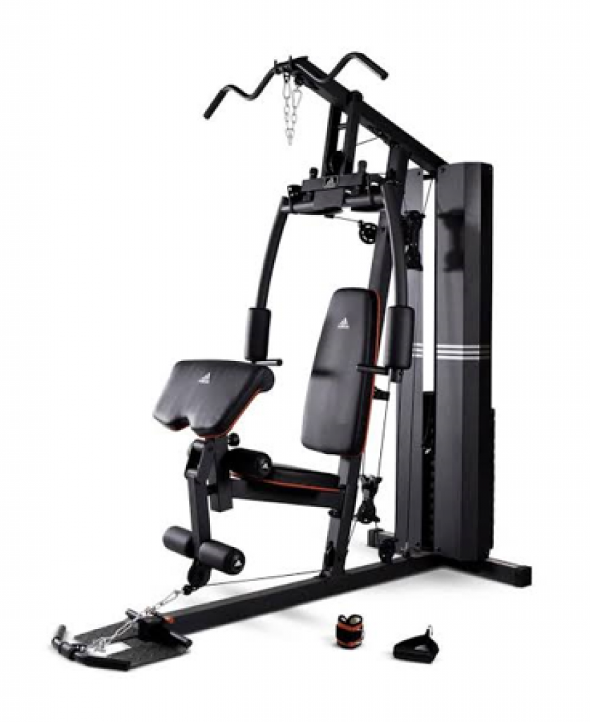 Cable home gym