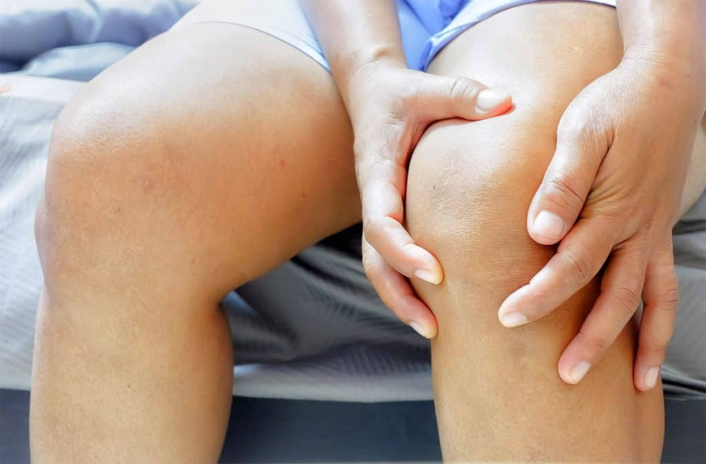 Knee Joint Problems due to Obesity