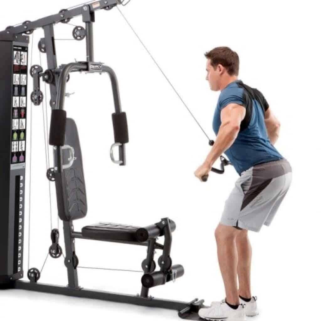 Marcy 150LB Home Gym
