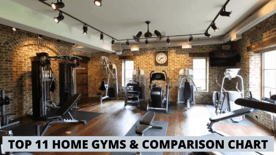 Best Home Gym of 2021? Compare the Top 11.
