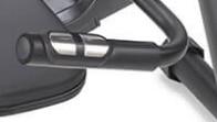 Schwinn A20 Series Handlebars with heart rate sensor