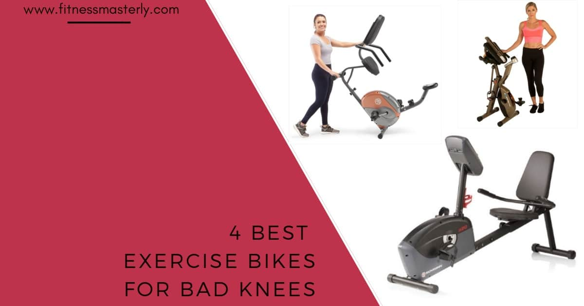 Best Exercise Bike for Bad Knees: Our Top 4 Recommendations