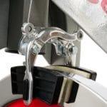 Felt fabric brakde pad system Sunny Health bikes
