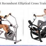 3 Best Recumbent Elliptical Cross Trainers