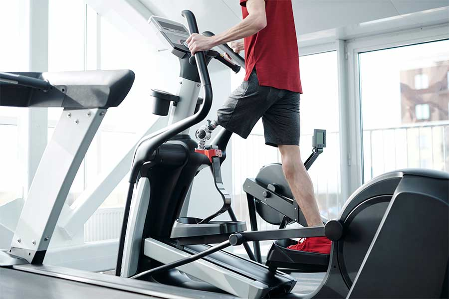 Best Elliptical for a Tall Person