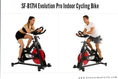 SF-B1714 Evolution Pro Magnetic Belt Drive Indoor Cycling Bike – Is it truly one of the best indoor cycling bikes?